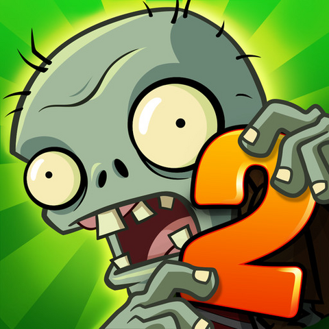 File:Plants Vs. Zombies™ 2 It's About Time Square Icon (Versions 1.5 to 1.6).png