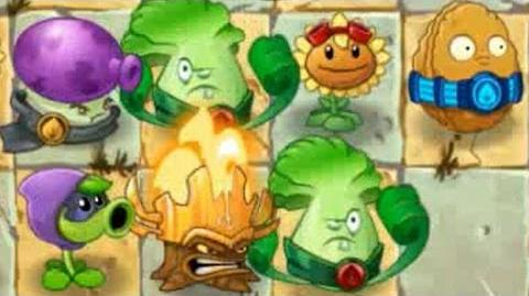 Plants vs Zombies 2 - Unfinished Heroes Costumes Pinata 5 06 and 5 07 2016 (May 6th and May 7th)