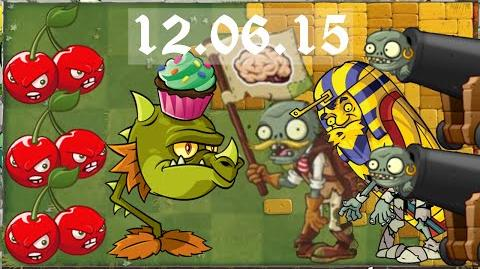 -Android- Plants vs. Zombies 2 - Lost City Piñata Parties (12.06.2015)