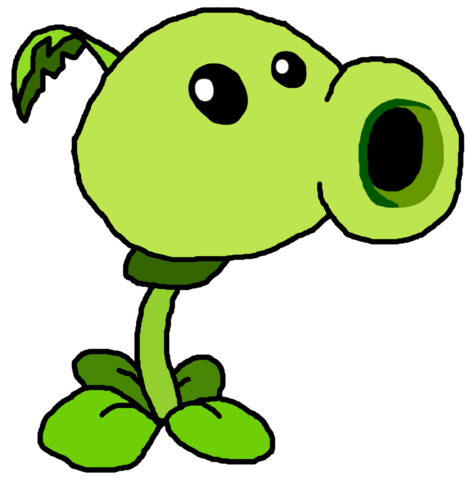 File:Peashooter Drawing.png
