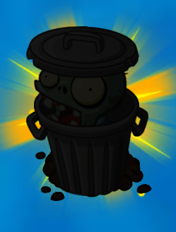 File:Trash Can Zombie silhouette.png