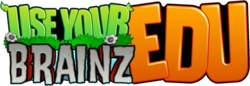 Use Your Brainz EDU Logo