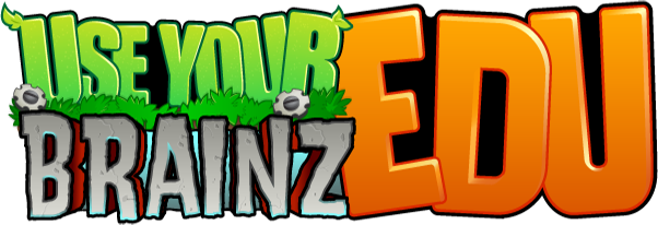 File:Use Your Brainz EDU Logo.png