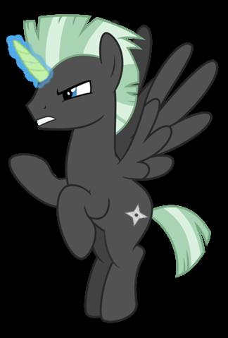 File:Ninja Pony.png