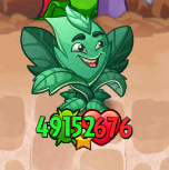 When you're doubled mint is too op