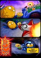 Wall-Knight's comic strip
