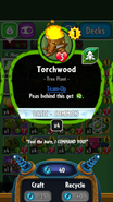 Torchwood stats