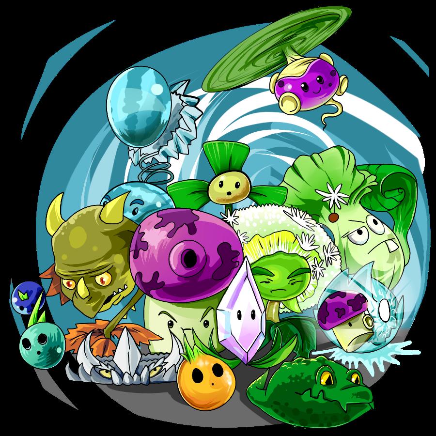 image fanarttpng plants vs zombies wiki fandom
