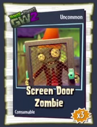 ScreenDoorZombieSticker