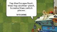 Penny talking about Escape Root