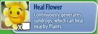 Heal Flower gw