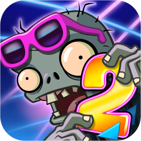 File:Plants Vs. Zombies™ 2 It's About Time Icon (Versions 3.9.1).png