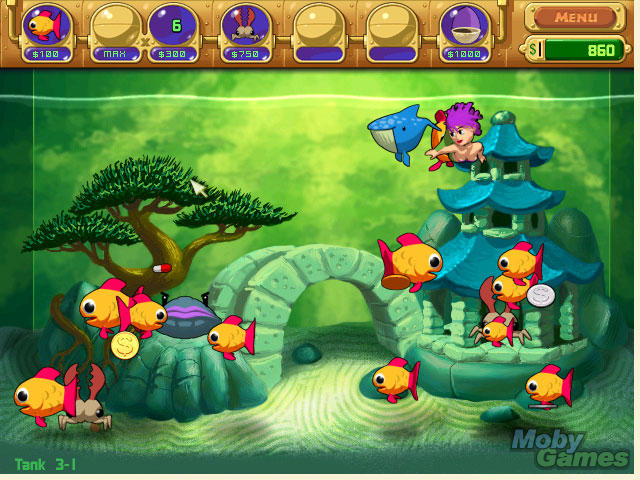 File:85173-insaniquarium-deluxe-windows-screenshot-win-levels-to-gain.jpg