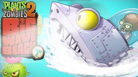 Zombot Sharktronic Sub