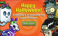 Happy Halloween Ad