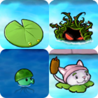 The Four Aquatic Plants