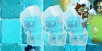 Frozen block