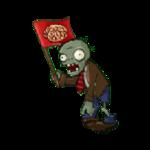 Flag Zombie (Sprite)