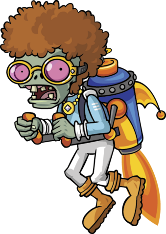 File:Plants vs zombies 2 jetpck disco zombie the zombi by illustation16-d7cyrv4.png