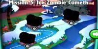 Ice Zombie Cometh