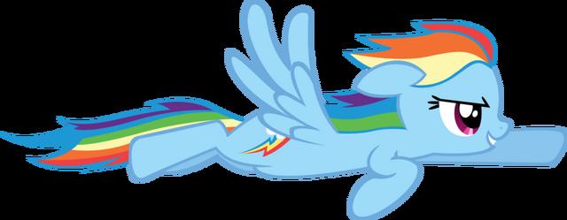 File:Flying rainbow dash by segfaultd-d5ngocu.png