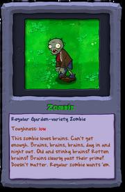 Zombie Almanac