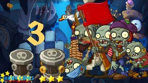 PvZ Online - Adventure Mode - Treasure Cave 3