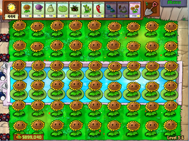 free plant vs zombies game  full version
