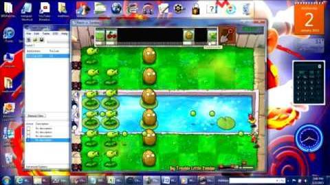 PvZ Hybrid Minigames 2 Big Trouble Little Zombotany