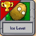 Ice Level Button