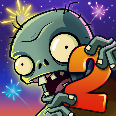 File:Plants vs. Zombies™ 2 It's About Time Square Icon (Versions 3.8.1).png