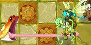 Toadstool and Bug