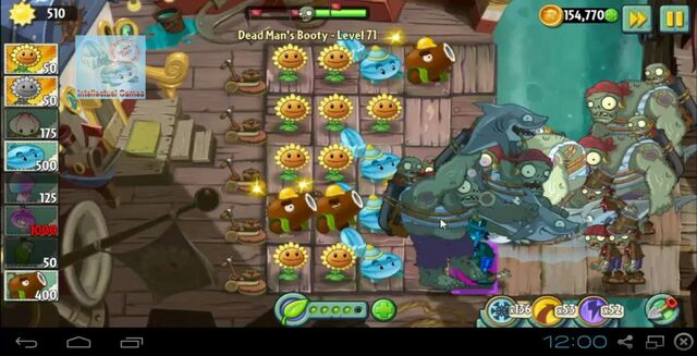 File:Dead Man's Booty Level 071 battle of Hypno-Shroom Plants vs Zombies 2-19-48-27-.JPG