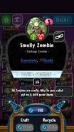 Smelly Zombie statistics