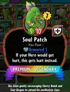 Soul Patch Description