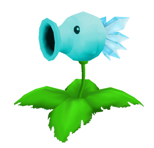 File:Plants vs zombies snow pea by aaronvft-d4h4al1.png