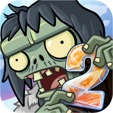 File:Plants Vs. Zombies™ 2 It's About Time Icon (Versions 3.2.1).png