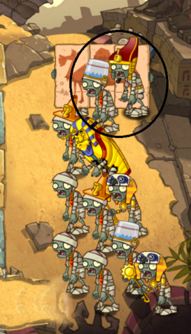 File:Pharaoh Zombie without its coffin.png