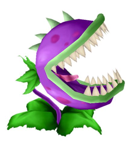 File:Plants vs zombies chomper by aaronvft-d4h4ao7.png