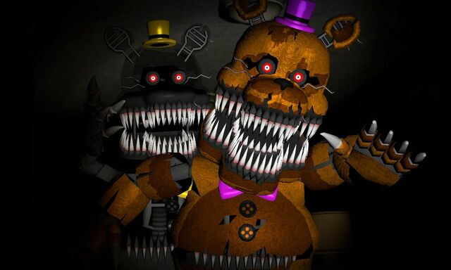 File:Fredbear and nightmare.jpg