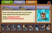Sloth Gargantuar almanac