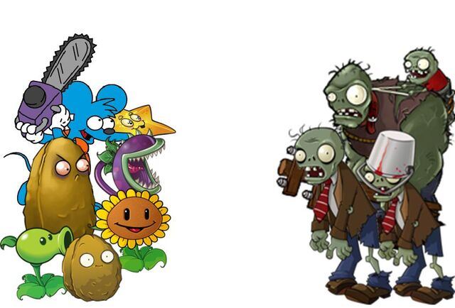File:Plants and Zombies.JPG