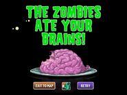 Charred Gargantuar and Imp Ate Your Brains