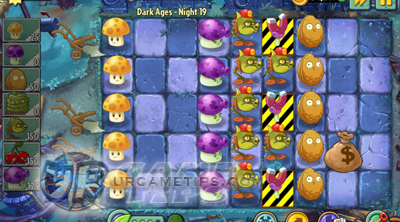 File:Plants vs Zombies 2 Dark Ages-Night 19.png