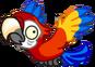 Зомби-попугай