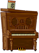 HD Pianist Zombie Piano