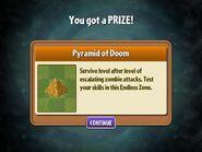Receiving Pyramid Of Doom