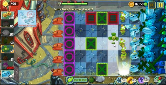 File:Blover Spring Bean vs all Zombies - Plants vs Zombies 2-13-30-58-.JPG