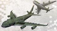 Cargo Plane Concept Art