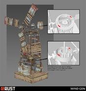 Windmill Concept Art